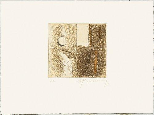 Les Hores-5 by Albert Rafols-Casamada