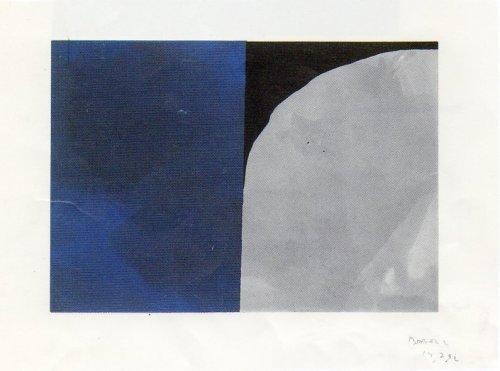 Paisatge-3 by Alfons Borrell Palazón