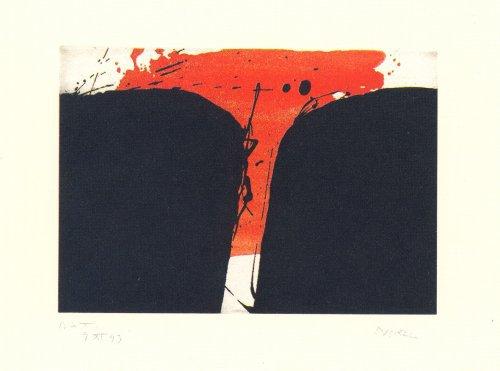 Records De Paisatge-3 by Alfons Borrell Palazón