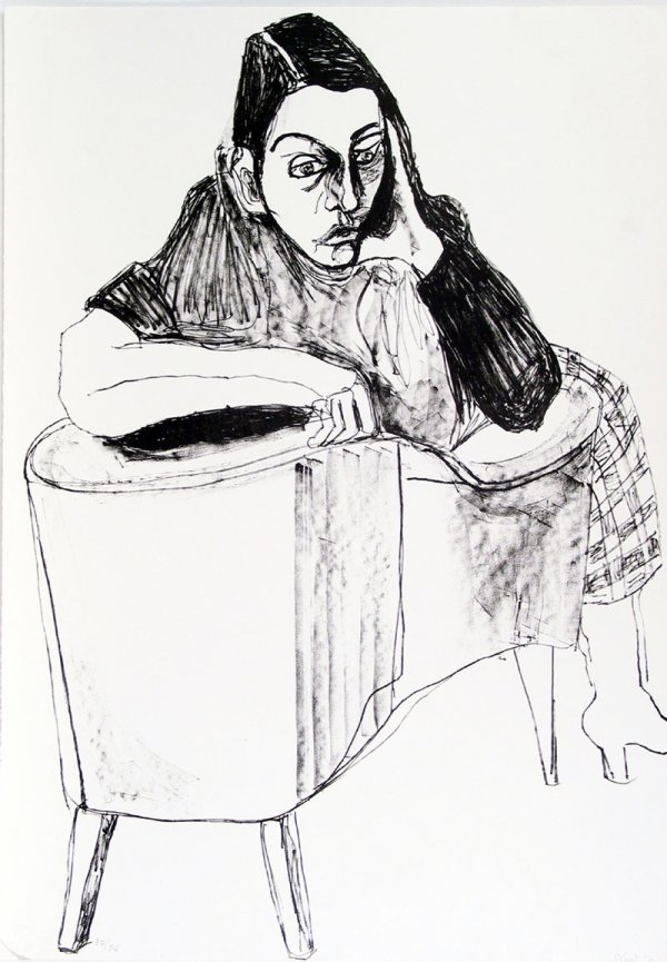 Nancy by Alice Neel