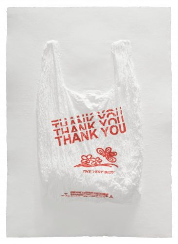 Thank You… The Very Best Plastic Bag by Analia Saban