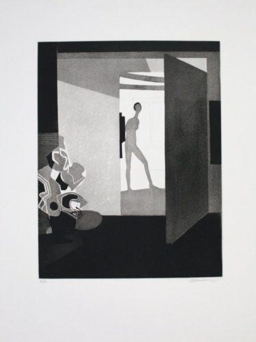 Contre Jour by André Minaux