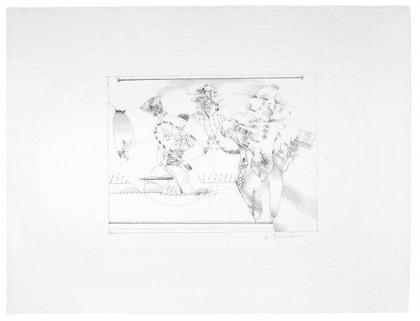 Nordheim-nordheim by André Thomkins