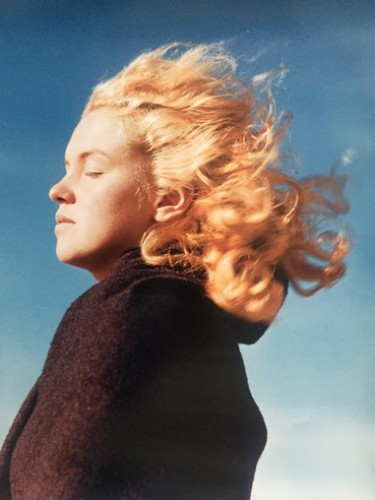 Marilyn In The Wind (1946) by Andre De Dienes