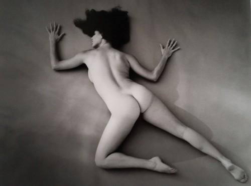 Nu Au Sol by Andre De Dienes