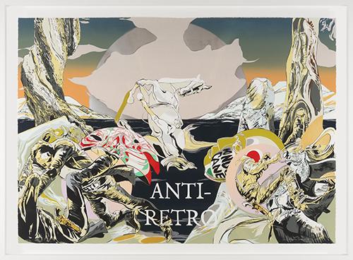 Anti-retro by Andrea Carlson at