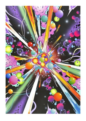 Ultra Magnetic Smash by Andrew McAttee