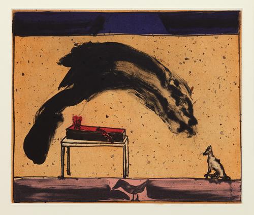 Time Of The Dream 45 by Andrzej Jackowski