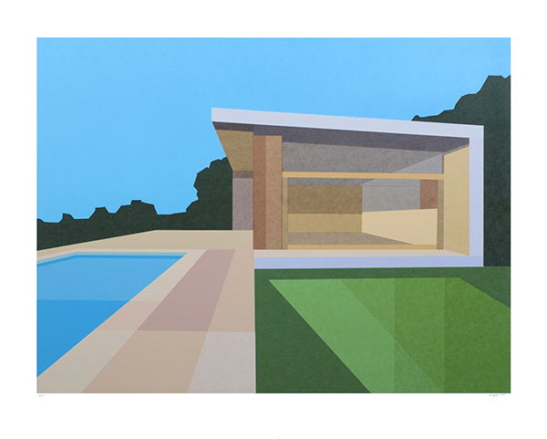 Pool House by Andy Burgess