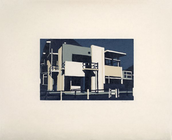 Rietveld Schröder House by Andy Burgess