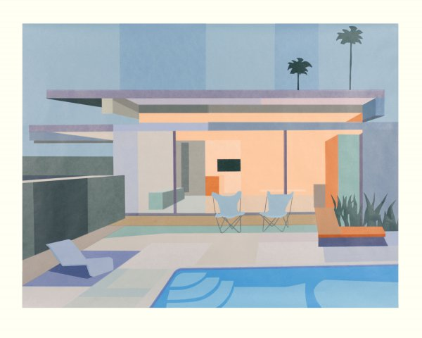 Wexler House by Andy Burgess