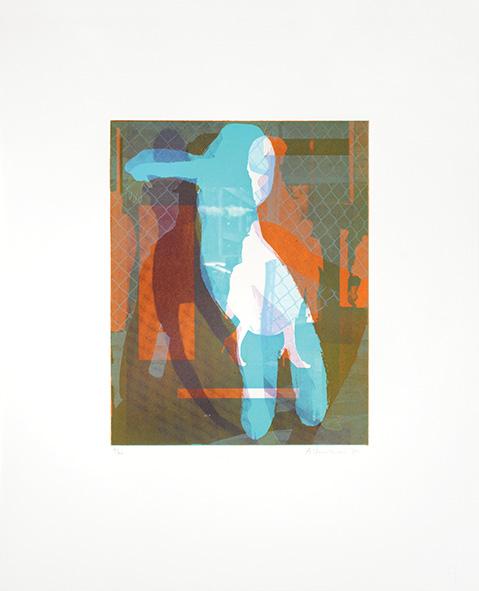 Unprinted 3. by Angus Fairhurst