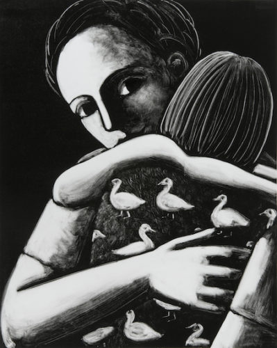 After Bathtime by Anita Klein