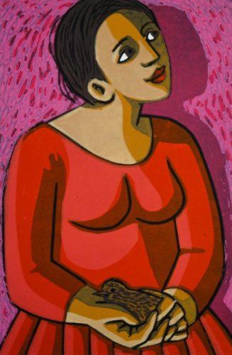 The Baby Bird by Anita Klein at