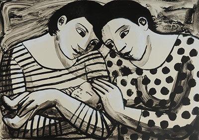 The Grandchild by Anita Klein at