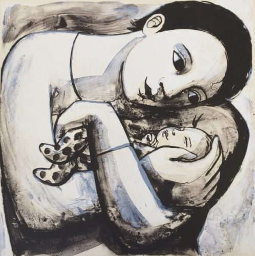The Tiny Baby by Anita Klein at