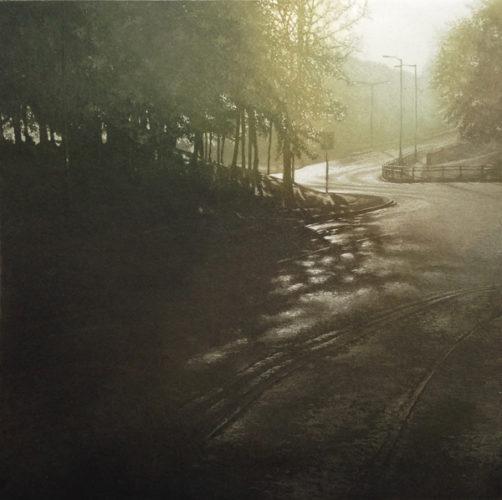 Sun Light Iii by Anja Percival