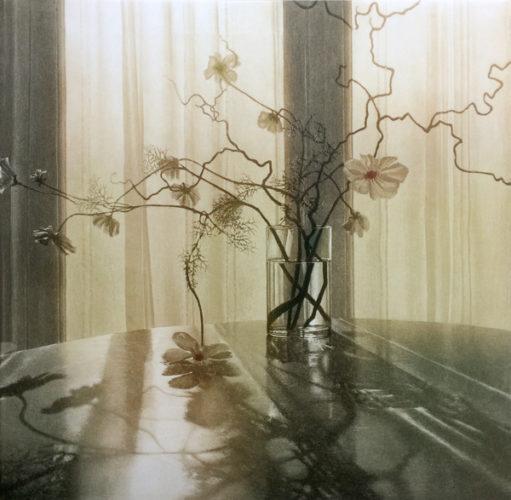 Window Light Xiv by Anja Percival