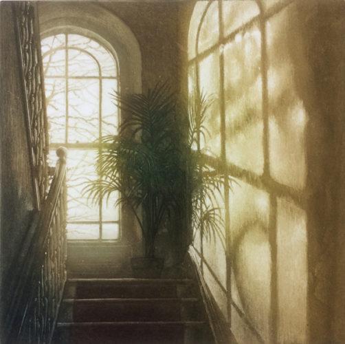 Window Light Xix by Anja Percival