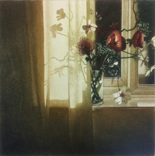 Window Light Xvii by Anja Percival