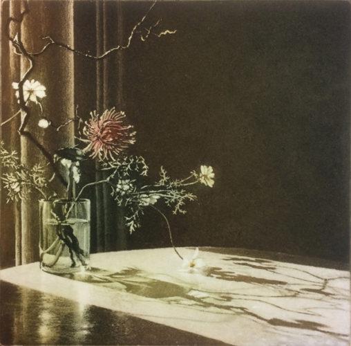 Window Light Xvi by Anja Percival