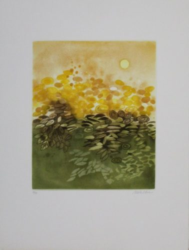 Soleil / Sun by Anne Walker at Anne Walker