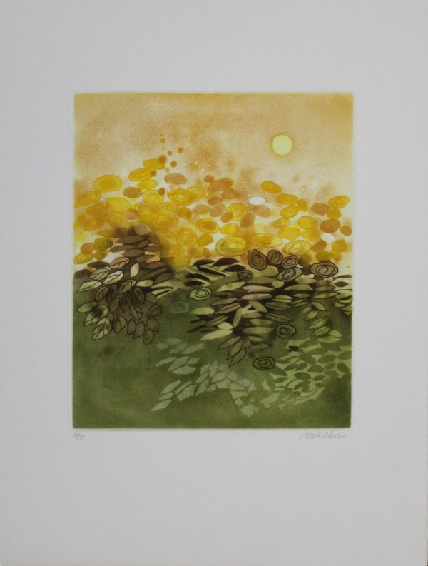 Soleil / Sun by Anne Walker