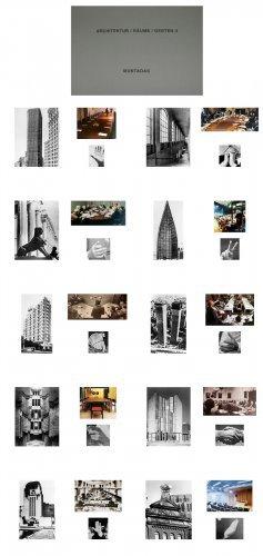 Architektur / Räume / Gesten Ii by Antoni Muntadas