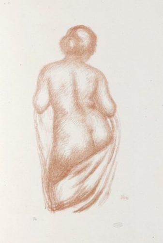 Maîtres Et Petits Maîtres D'aujourd'hui. Aristide Maillol, Sculpteur Et Lithographe. by Aristide Maillol at