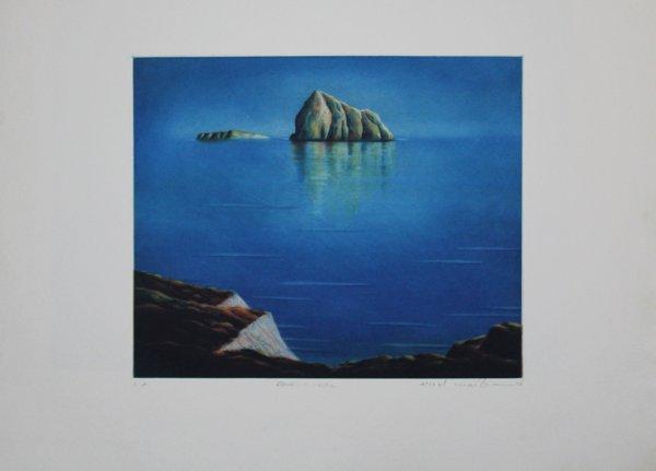 Genesis:  Insel by Arnd Maibaum