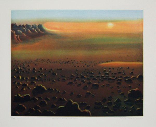 Genesis:  Wüste Und Sonne by Arnd Maibaum