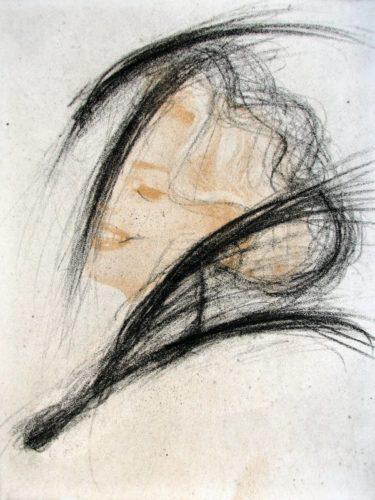 Neigerin by Arnulf Rainer at