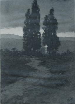 Le Repos by Auguste Fabre