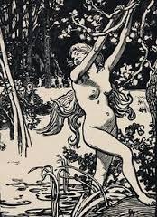 Susanna Et Les Vieillards by Auguste Louis Lepere at
