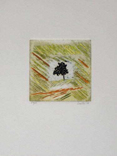 Une Petite Brune by Bernard Louttre