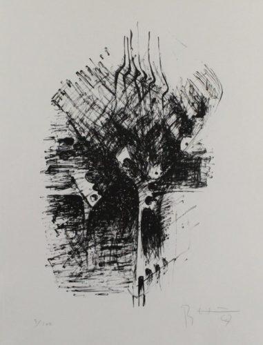 Komposition Iii by Bernhard Heiliger