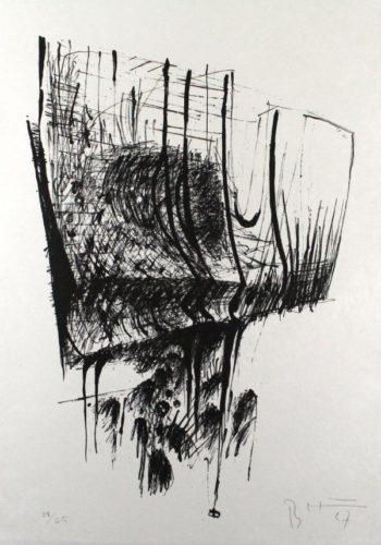 Komposition Ii by Bernhard Heiliger