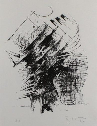 Komposition Iv by Bernhard Heiliger