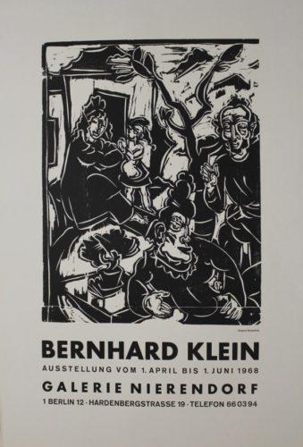 Vor Dem Haus by Bernhard Klein