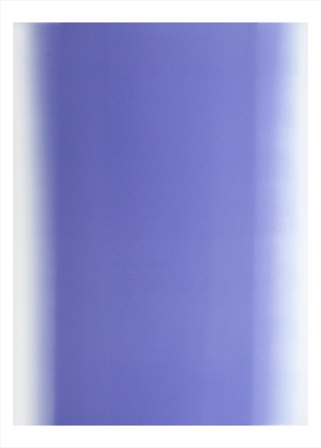 Illumination, Lavender #09-16-09 by Betty Merken