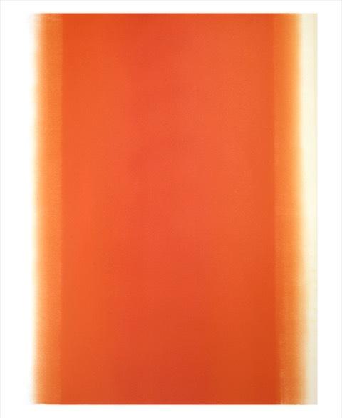 Illumination, Orange #09-16-01 by Betty Merken