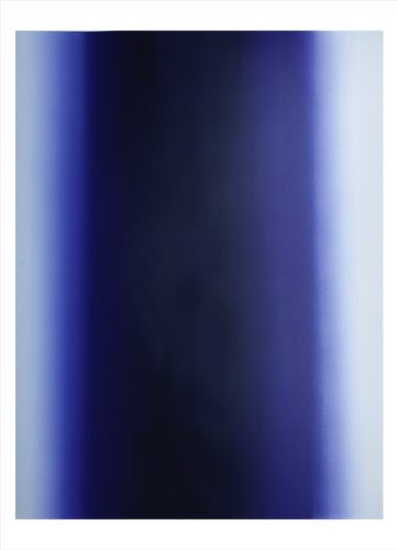Illumination, Ultramarine #07-16-02 by Betty Merken at