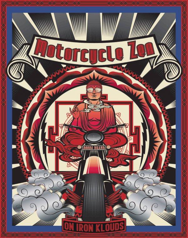 Motorcycle Zen (spiritus Series) by Booda Brand