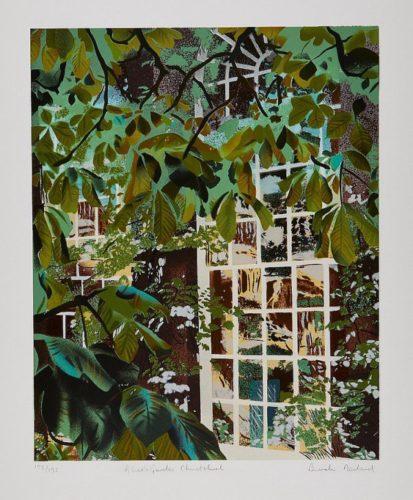 Christ Church Quartet: Alice's Garden by Brendan Neiland