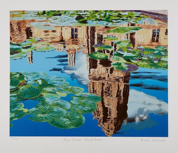 Christ Church Quartet: Tom's Tower by Brendan Neiland