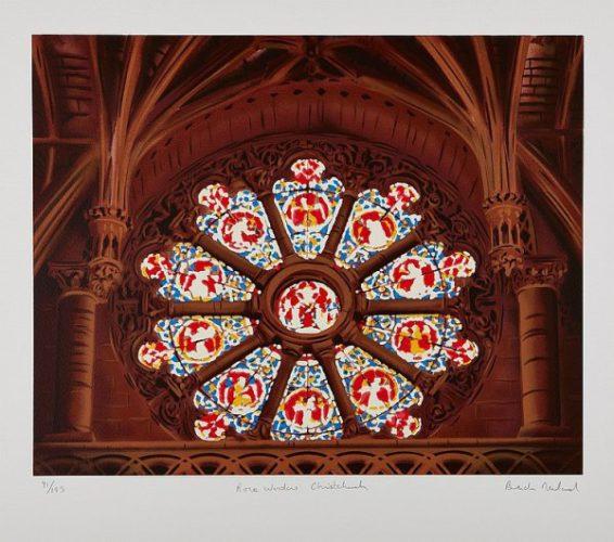 Christ Church Quartet: Rose Window by Brendan Neiland