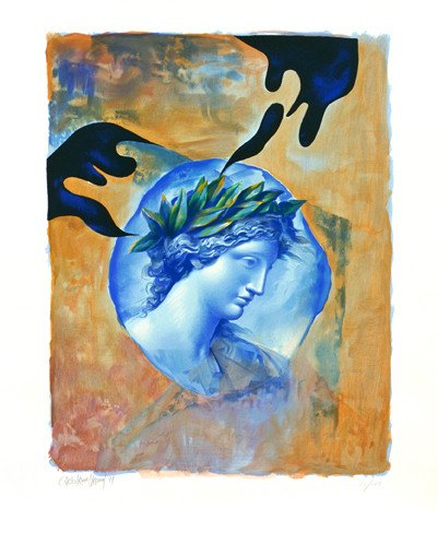 Incoronato ( The Crowning ) by Carlo Maria Mariani