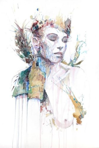 Stray Pleasures by Carne Griffiths