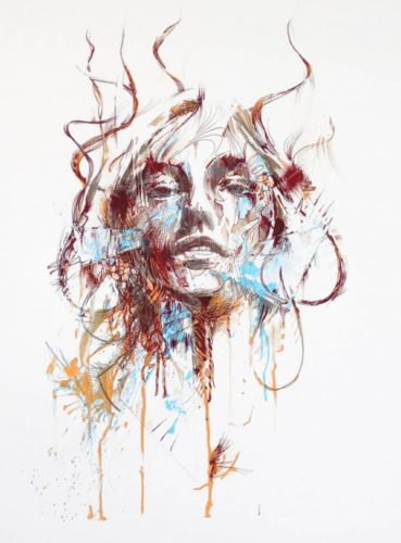 The Escape by Carne Griffiths