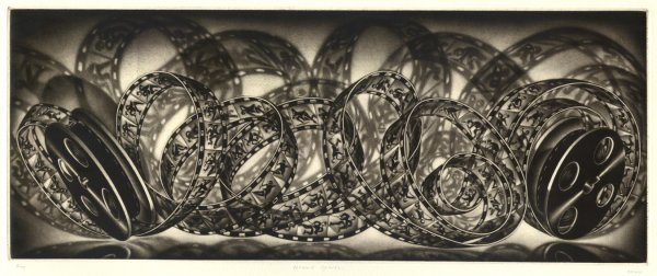 Celluloid Cycloids by Carol Wax at